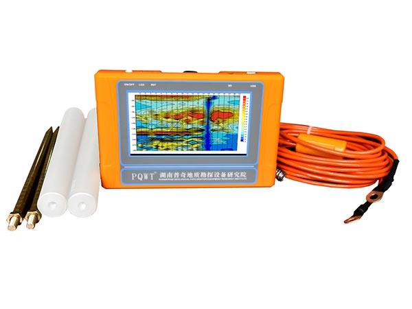 Detector de agua de mapeo automático PQWT-TC300 para 300 m de profundidad