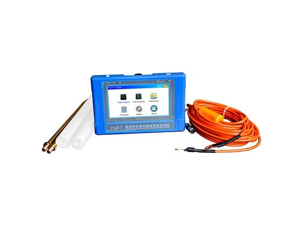 Detector de agua de mapeo automático PQWT-TC500 para 500 m de profundidad